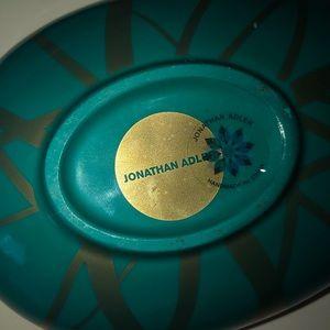 Jonathan Adler decorative bowl with lid
